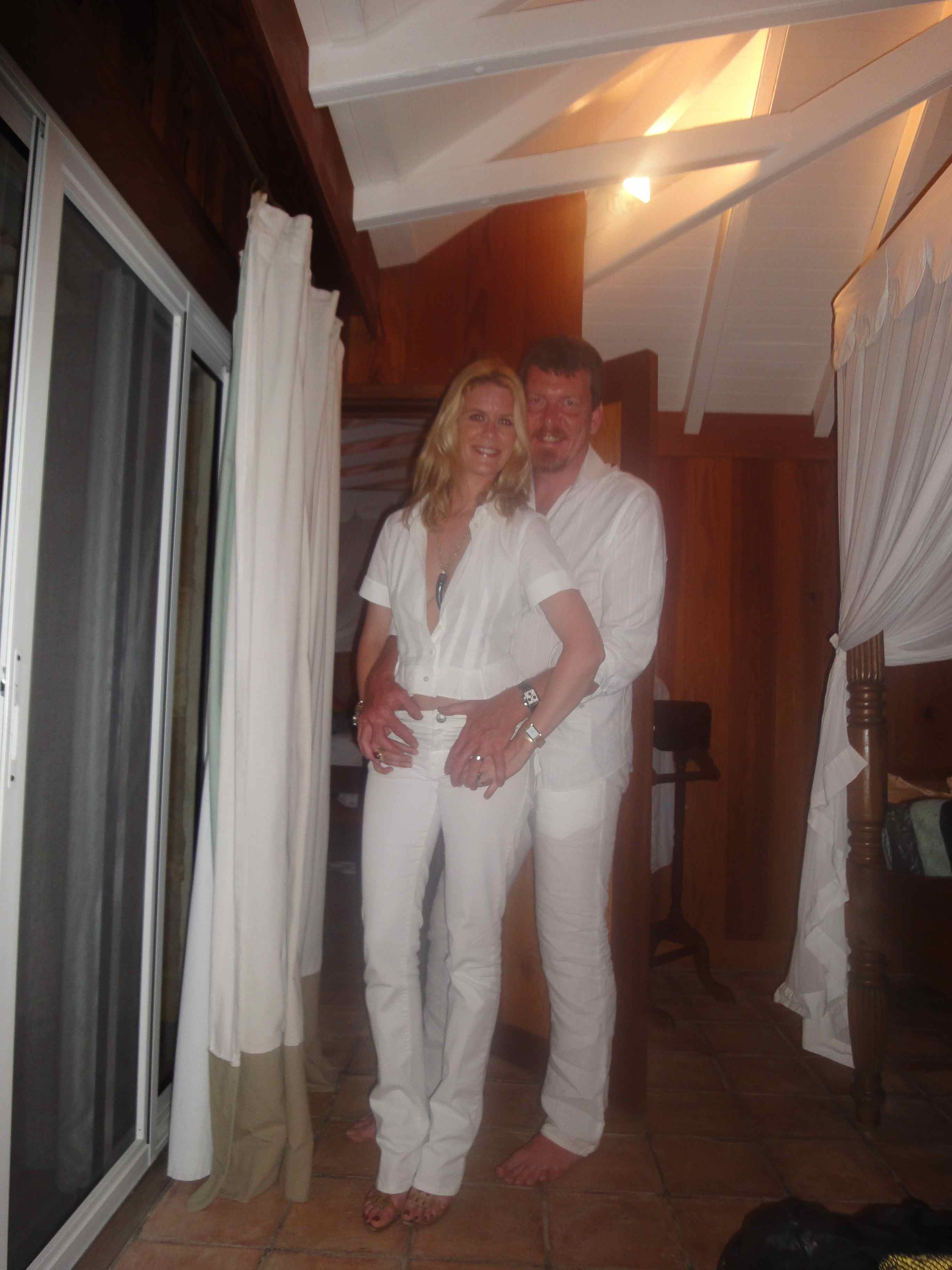 Alex & Simon: the White Party