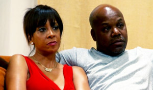 Couples Therapy S02E08 Monica Payne & Todd Shaw (AKA Too Short) Listen, take in and..... Photo courtesy of VH1 ©